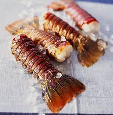comment cuisiner la langouste langouste grillée au basilic recettes à table