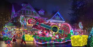 dollywood christmas lights 2017 dolly parton announces 2 5 million parade set to debut during