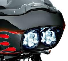 harley davidson lights accessories harley davidson daymaker led headl road glide 67700112