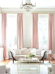 wide living room window treatments curtain ideas large windows