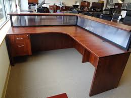 Reception Desk Price by Used Office Furniture Used Office Chairs Used Office Desks