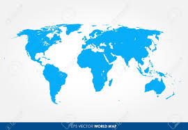 world map vector free precise world map vector royalty free cliparts vectors and