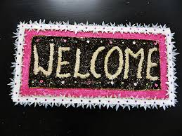 Welcome Home Decorations Fully Recycled Diy