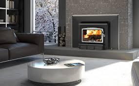 1100 wood insert u2013 fireplaces unlimited