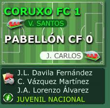 pabellon fc web oficial coruxo fc