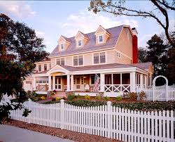 long dormer exterior victorian with porch lighted outdoor
