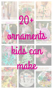 20 ornaments can make school time snippets
