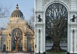 the iron tree of russian classical architecture