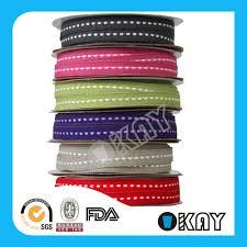 cheap wholesale stitched grosgrain ribbon okaycommodity