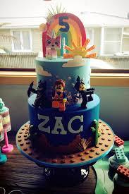 Movie Themed Cake Decorations Lego Birthday Party Cake Ideas Brick Builders Ltd