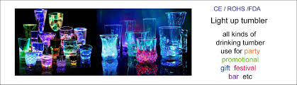 light up drinking glasses party city blinking glass led drinking cup tumbler double wall cup straw cup
