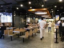 100 restaurants kitchen design wendy u0027s tests four new