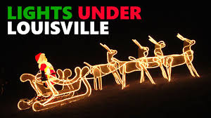 louisville mega cavern christmas lights christmas lights under louisville 2015 mega cavern louisville ky