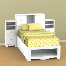 Twin Bed Nexera Twin Size Bed With Storage 313903