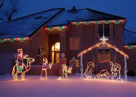 outdoor lighted nativity ideas all home design ideas