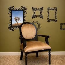 chandelier wall sticker contemporary wall decor antique frames wall sticker se