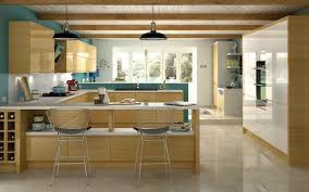 inverness a medium sized contemporary kitchen for families
