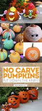 put down that knife 14 awesome no carve pumpkin ideas