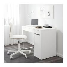 ikea bureau white micke desk white 105x50 cm ikea
