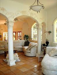 mediterranean home interiors 15 best pillars images on beautiful homes