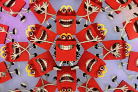Meme Age - mcdonald s terrifying new mascot was made for the meme age the verge