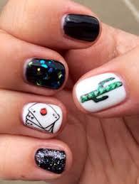 las vegas inspired cards nail art design las vegas pinterest