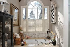atlanta shutters vs blinds bathroom shabby chic style with wall