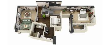 Floor Plans 3d 3d Floor Plans Cazarin Interactive