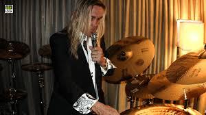 Meme And Nicko - nicko mcbrain demos his paiste treasures cymbals youtube