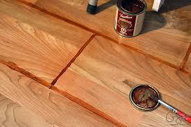 can i stain laminate flooring thefloors co