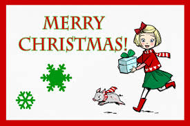 happy thanksgiving to my friends happy christmas from clementine rose alice miranda and me and a