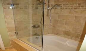 Half Shower Doors Kohler Bathtub Glass Shower Doors Frameless Bathroom Door Ideas