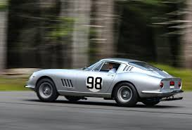 rally ferrari ferrari 275 gtb c no 6 of 12 built heads to gooding pebble