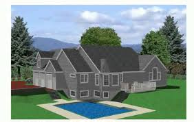 Ranch Style Home Plans With Basement Ranch Style House Plans Youtube