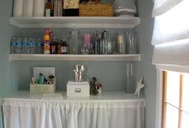 Kitchen Pantry Curtains Butler U0027s Pantry Design Ocd