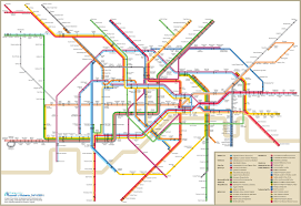 London Metro Map by This Guy U0027s Never Met A Map He Didn U0027t Want To Fix Citylab