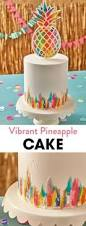 kawaii inspired pineapple cake full video and recipe on youtube