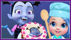 vampirina mickey mouse clubhouse baby cooking halloween birthday