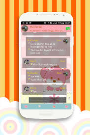 membuat id card bbm pinkys bbm free 2 8 0 21 apk download android personalization apps