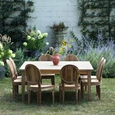 Patio Dining Table Outdoor Furniture Terrain