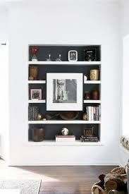 Living Room Wall Shelving by Three Classic Styled By Katherine Power Classic