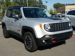 jeep renegade sierra blue used jeep renegade for sale