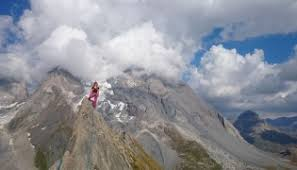 bureau des guides pralognan voie normale de l aiguille de la vanoise 2797m guides de