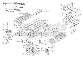 powermatic table saw model 63 powermatic 63 artisan s 10 table saw parts tool parts direct