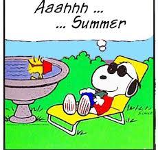 248 snoopy peanuts summer images peanuts