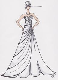 an urban cottage wedding wednesday on thursday dress sketches