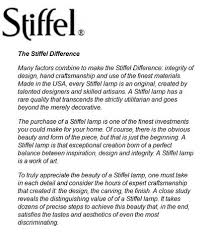 stiffel lamps 1 of the best high quality made in the usa lampsusa