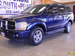 2004 atlantic blue pearl dodge durango limited 29762908