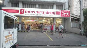 philippines metro manila mercury drug store youtube