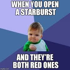 Starburst Meme - relx s images imgflip